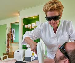 Laserbehandelingen